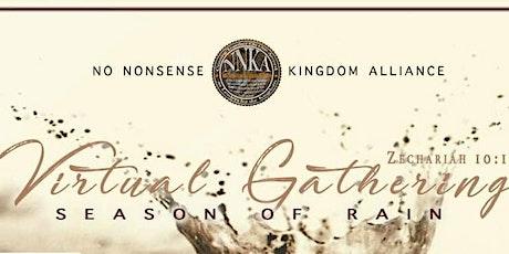 "NNKA Virtual Gathering - ""Season of Rain"" tickets"