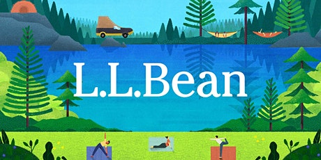 L.L.Bean Free  Sunset Yoga in the Park - Veteran's Park - Brewer tickets