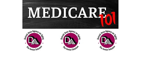 Medicare Basics w/ the Detroit Area Agency on Aging tickets