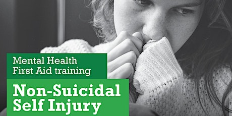 Non-Suicidal Self Injury Workshop - Cygnet tickets