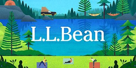 L.L.Bean Free Sunset Yoga in the Park - Deering Oaks, Portland tickets