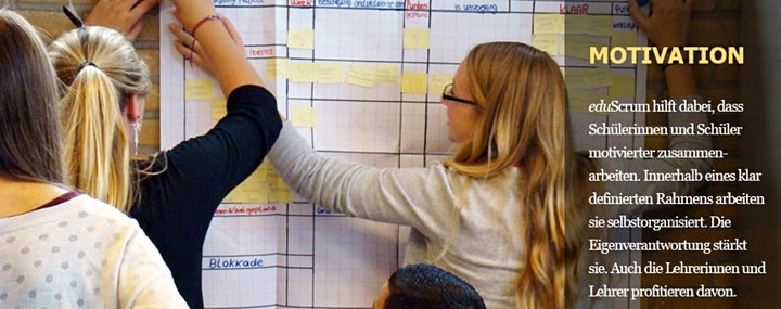 eduScrum - agile Lernkultur in Schule, Hochschule, Aus- und Weiterbildung: Bild