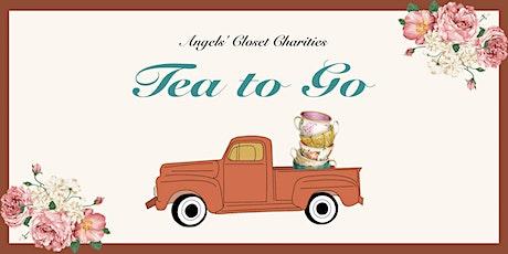 Angels' Closet Charities Tea To Go Fundraiser -  Sept 30, Oct 1 & Oct 2 tickets