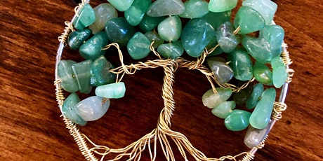 Tree of Life Beaded Necklace  Arts for Hearts Class with Susie Yonkers tickets