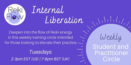 Internal Liberation: Students & Practitioners Tuesday Circle tickets