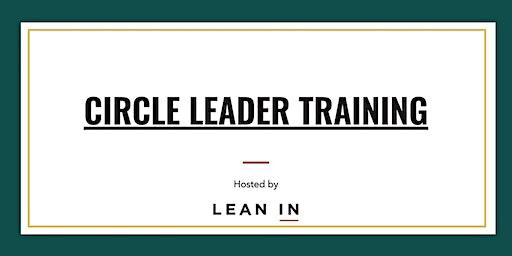 LeanIn.Org Circle Leader Training