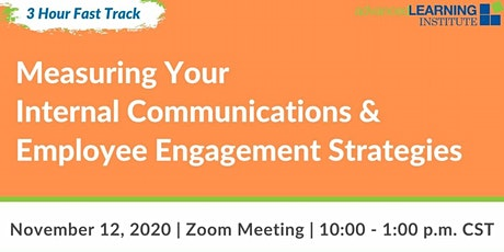 Measuring Your Internal Communications and Employee Engagement Strategy tickets