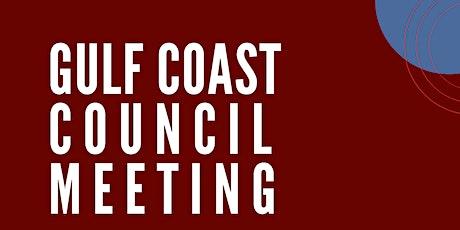 Gulf Coast Advisory Board Meeting - October tickets
