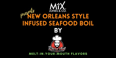 Infused Seafood Social tickets