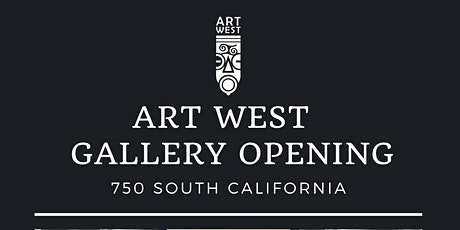 Special Invitation to the Art West Gallery Grand Opening tickets