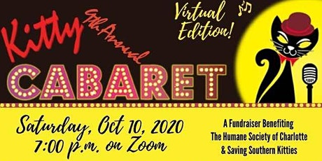 9th Annual Kitty Cabaret - Virtual Edition tickets
