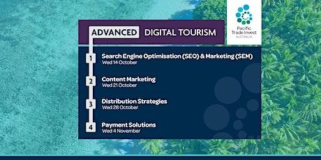 Advanced Digital Tourism Workshop Series tickets