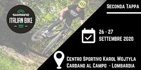 Shimano Italian Bike Test - Lombardia biglietti