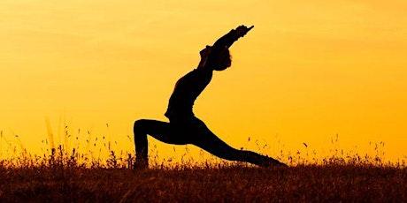 Fall Equinox 108 Sun Salutations Vinyasa Yoga Event in Lake Park tickets