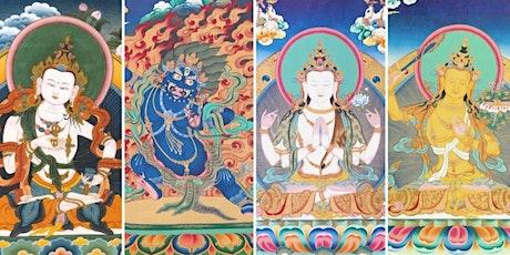 Crouching Ego, Hidden Buddhas (Online) tickets
