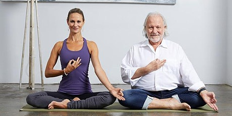 Journey Through The Chakras- Virtual Workshop with Alan & Sarah Finger tickets