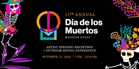 11th Annual Día de los Muertos & Monster Event tickets