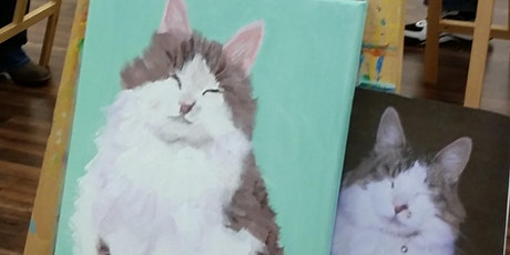 Paint Your Pet Sundays in October tickets