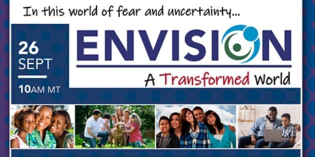 Envision a Transformed World tickets