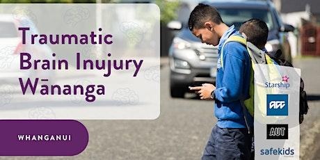 Traumatic Brain Injury Wānanga - Whanganui tickets
