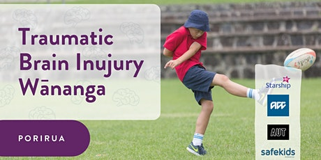 Traumatic Brain Injury Wānanga - Porirua tickets