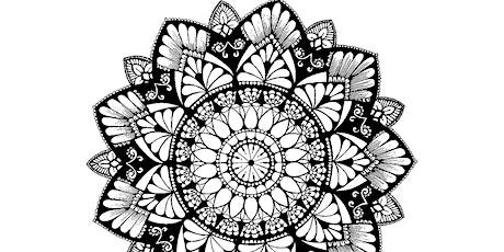 Burnside Youth - Mandala Drawing (10-18 years) tickets