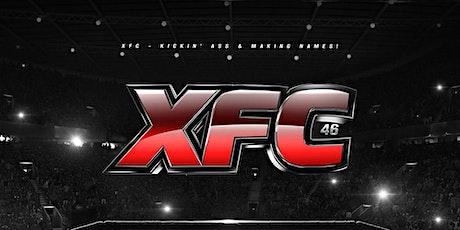 XFC 46 - State of Origin tickets