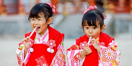 Traditional Japanese dress-up kids makeover tickets