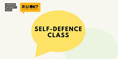 Self-defence Class: R U OK? tickets