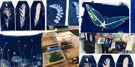 Cyanotype Printing workshop tickets