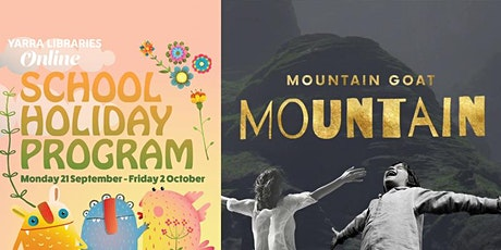 Mountain Goat Mountain: at home theatre experience tickets