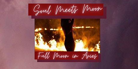 Soul Meets Moon - Full Moon in Aries tickets