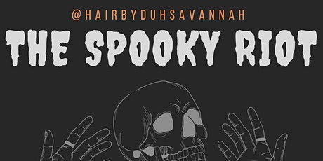 The Spooky Riot tickets