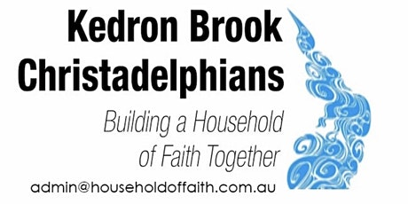 Kedron Brook Christadelphian Memorial Meeting tickets
