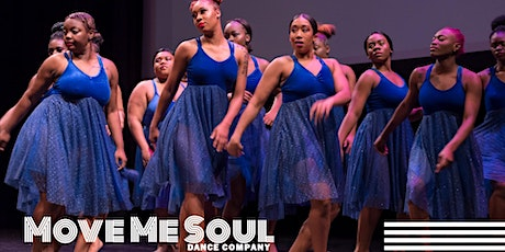Move Me Soul Dance Company presents: Curtis Suite & Sour tickets