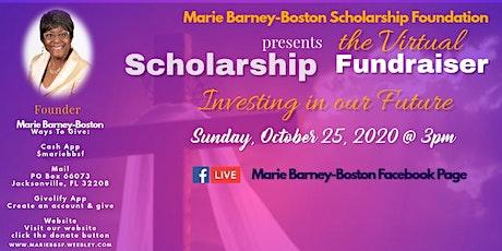 Marie Barney Boston Virtual Scholarship Fundraiser Event tickets