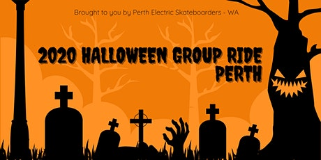 2020 Perth Halloween Group Ride tickets