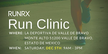 RunRX Clinic 2020 (MEXICO)