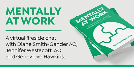 Mentally at Work - A virtual fireside chat tickets