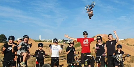 City of Stirling - Balga bmx jumps - BMX coaching jam session 22nd December tickets