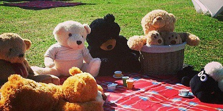Sing & Sign Story Time - Teddy Bear's Picnic! tickets
