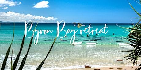 Byron Bay retreat for women in business tickets