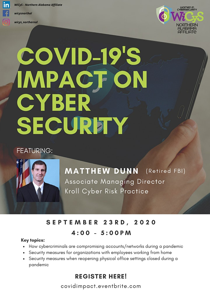 COVID-19's Impact on Cybersecurity image