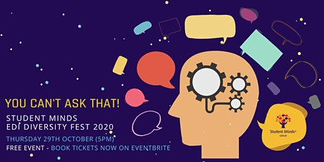 Student Minds Presents: You Can't Ask That! tickets
