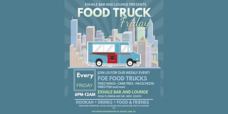 Food Truck Fridays tickets