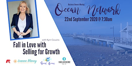 Ocean Network VIRTUAL Meetup September tickets