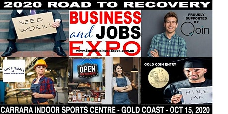 Gold Coast Business and Jobs Expo tickets