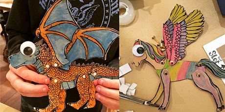 Mythical Creatures Creative Workshop with Little Adventurers tickets