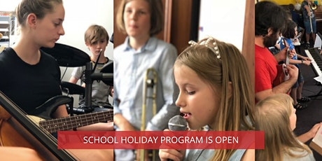 Music Programs for Children this School Holidays tickets