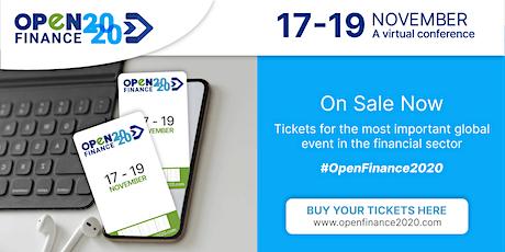 Open Finance 2020 tickets